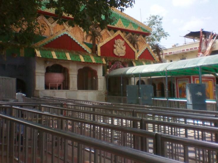 Khatu Shyamji temple