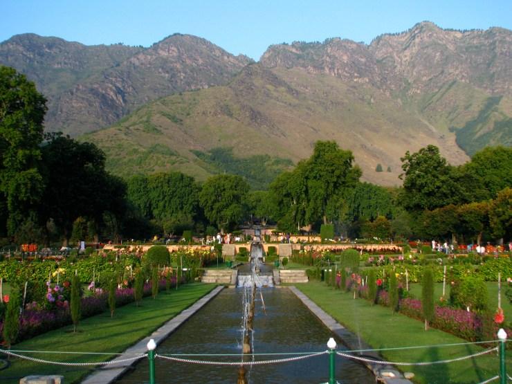 Nishat Bagh Mughal Gardens