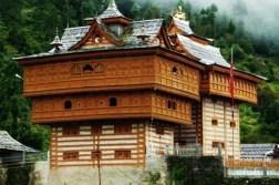 Bhimakali Temple - Sarahan - Himachal Pradesh - India