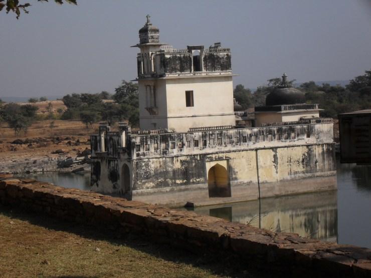 Rani Padmini palace- Chittorgarh - Rajasthan - India