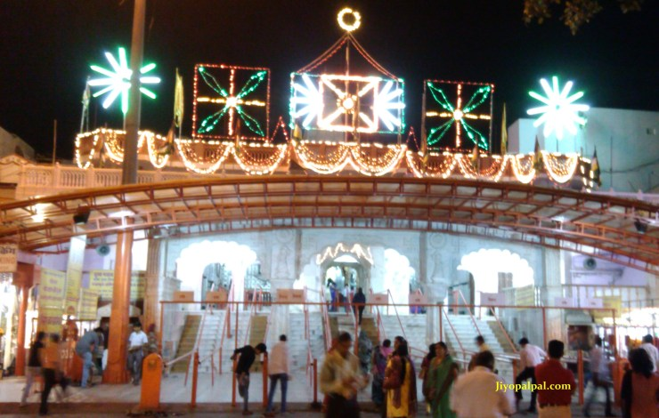 Deepavali Celebration in Jaipur - Rajasthan