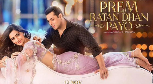 Prem Ratan Dhan Payo – Movie Review