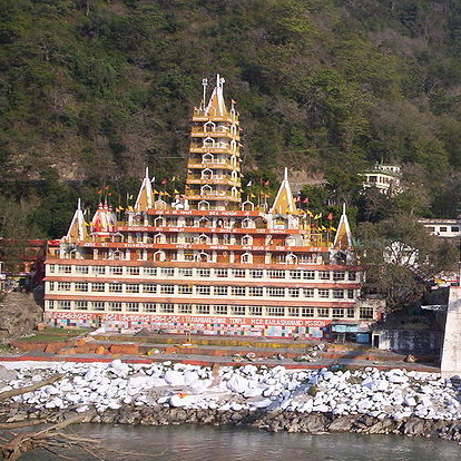 Rishikesh - The Land of Sages