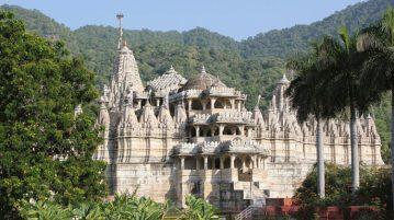 Chaumukha Jain Temple - Ranakpur - Rajasthan -India