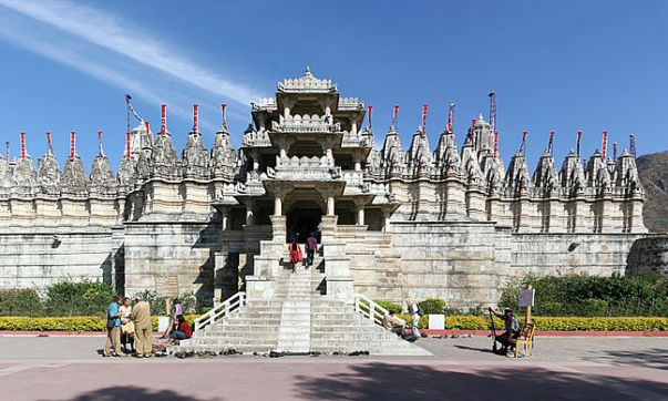 Ranakpur - A city which is known as Jainism pilgrim