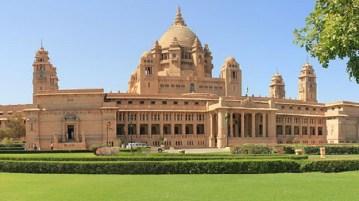 Umaid Bhawan Palace - Jodhpur - Rajasthan - India