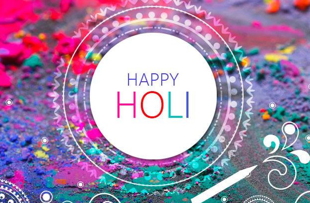 Holi - Different colors of the colorful festival