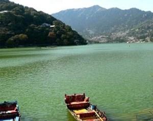 Mussoorie Lake - Mussoorie - Uttarakhand - India