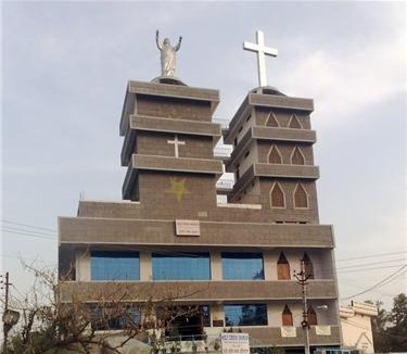 Christ King Church - Ludhiana - Punjab
