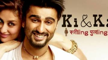 Ki and ka - Movie Review