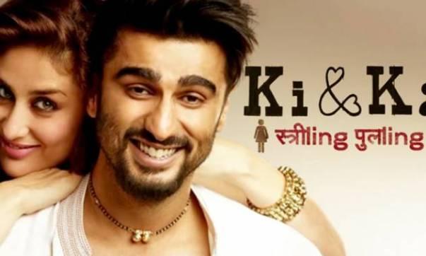 Ki and ka - Movie Review