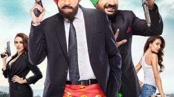 Santa Banta Pvt. Ltd. - Movie Review