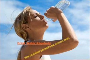 10 Health tips in summer time