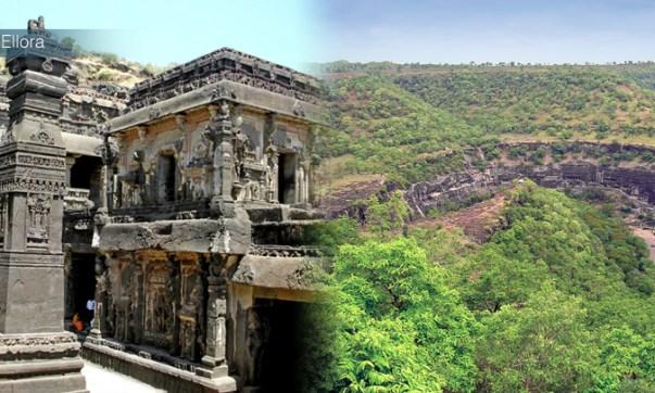 Ajanta Caves_Maharashtra_India