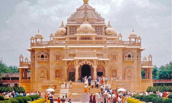 Akshardham Temple - Gandhinagar