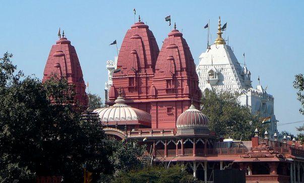 Digamber Jain Temple - Delhi