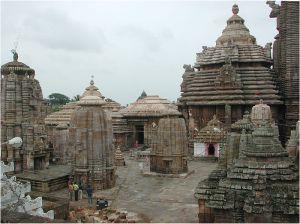 Lingaraj Temple - Bhubaneshwar