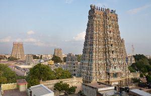Meenakshi Temple – Madurai