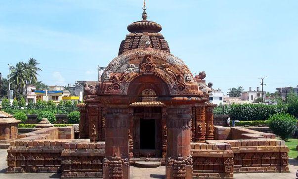 Mukteshvara Temple - Bhubaneswar