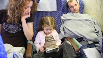 10 Life savers when travelling with a baby