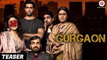 Gurgaon movie review