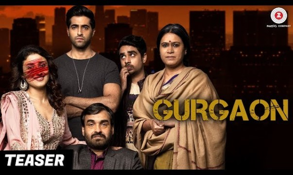 Gurgaon movie review