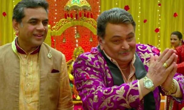 Patel ki shaadi movie review