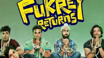 Fukrey Return movie review