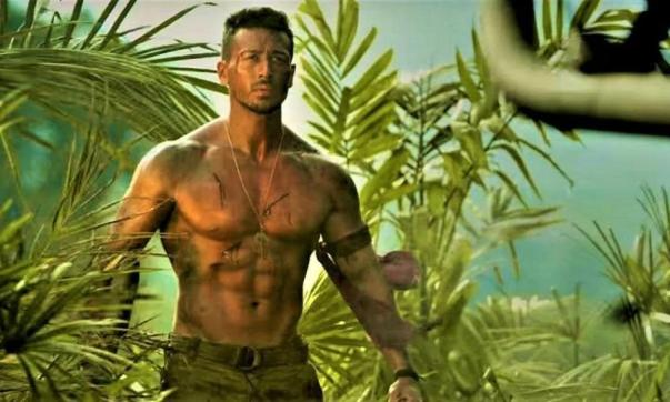 Baaghi 2 Movie Review,hindi movie