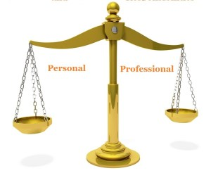 Secret of Balancing Personal and Professional Responsibilities