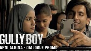 Gully Boy movie review