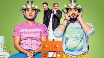 Jhootha Kaahin Ka Movie Review