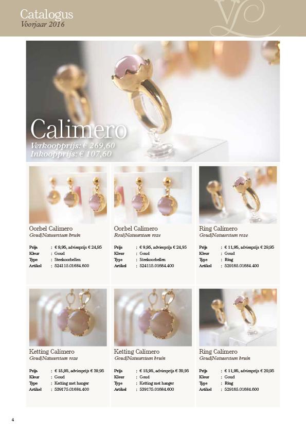 Nieuwe Collectie brochure