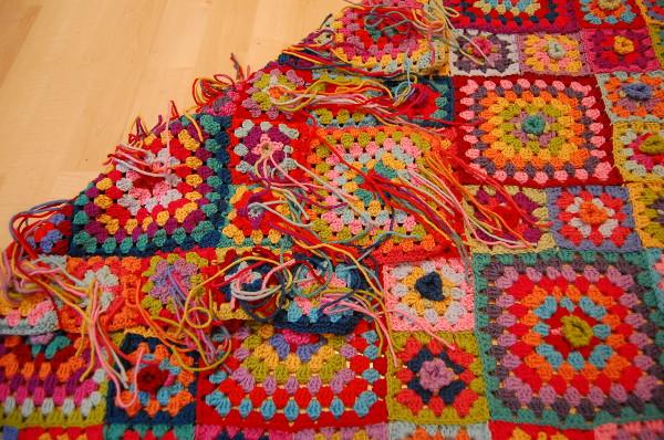 crochet ends