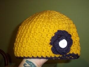 jenny lee crochet hat pattern