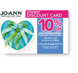 jo-ann-fabric-student-discount-card