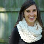 Chunky Knit Cowl Pattern