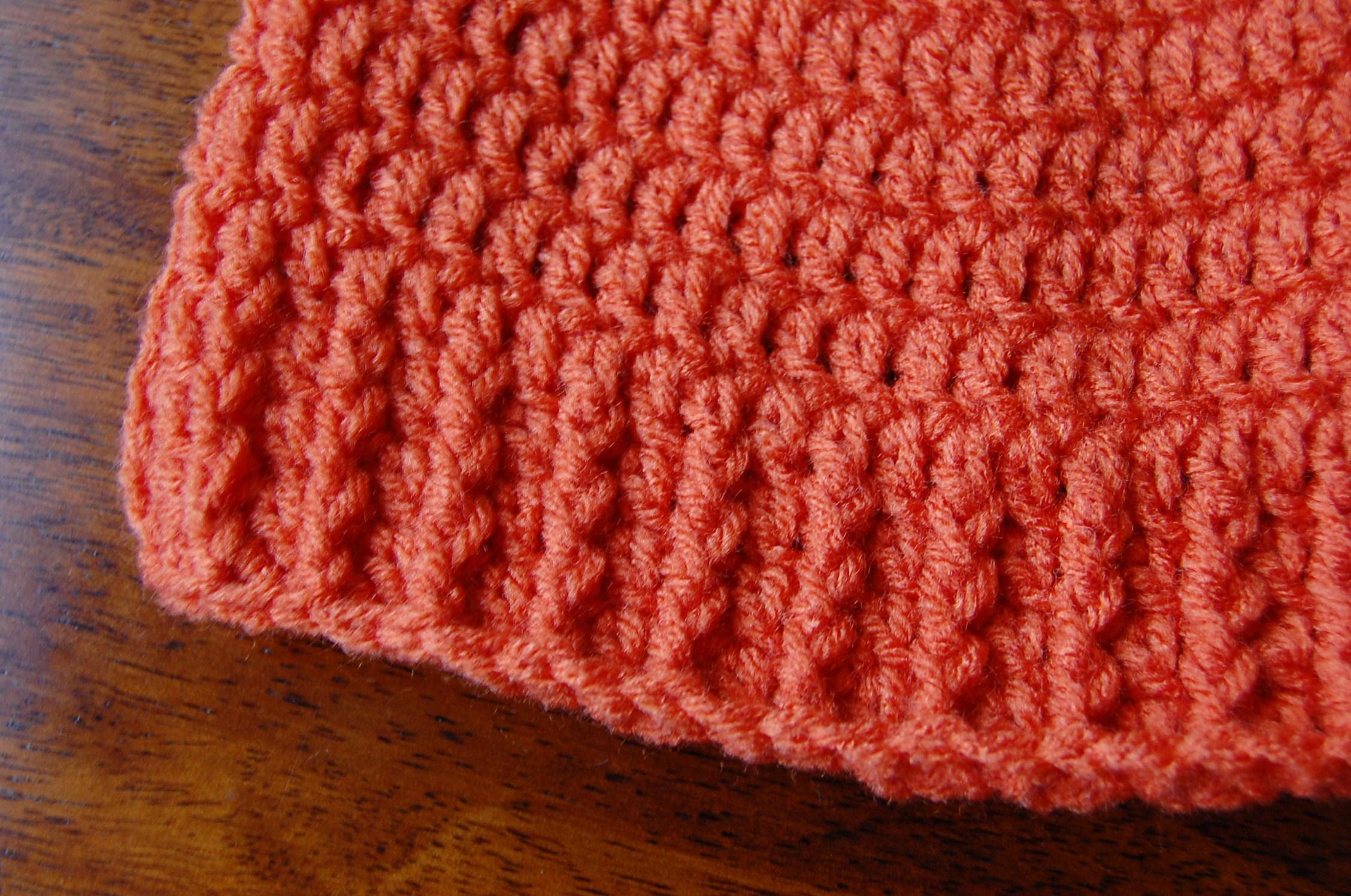 Free Mens Ribbed Crochet Hat Pattern Jjcrochet