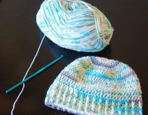 Crochet a Baby Hat