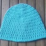 Easy Men's Crochet Hat Pattern
