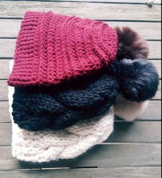 Free Crochet Patterns, Crochet Hats & Knit Cowls | JJCrochet's Blog