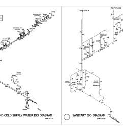 piping riser diagram [ 1035 x 800 Pixel ]