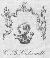 List of bookplates for people with the surname Caldwell