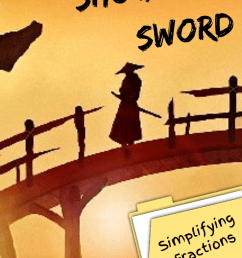 Simplifying Fractions Math Mystery - Case of the Shogun's Sword – 4th Grade  Math Worksheets [ 1102 x 735 Pixel ]