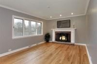 Living Room Wood Floor Installations J & J Wood Floors ...