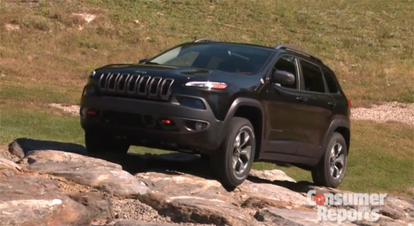 2014 Jeep Cherokee Off Road