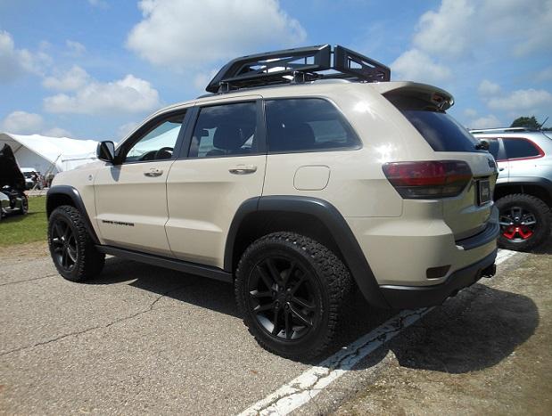 Jeep Cherokee Trail Warrior