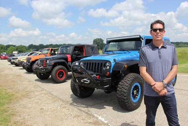 Mark Trostle (Head of Jeep Concept Design)