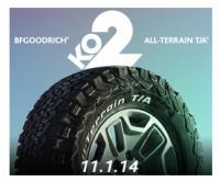 BFGoodrich All-Terrain TA KO2 Logo