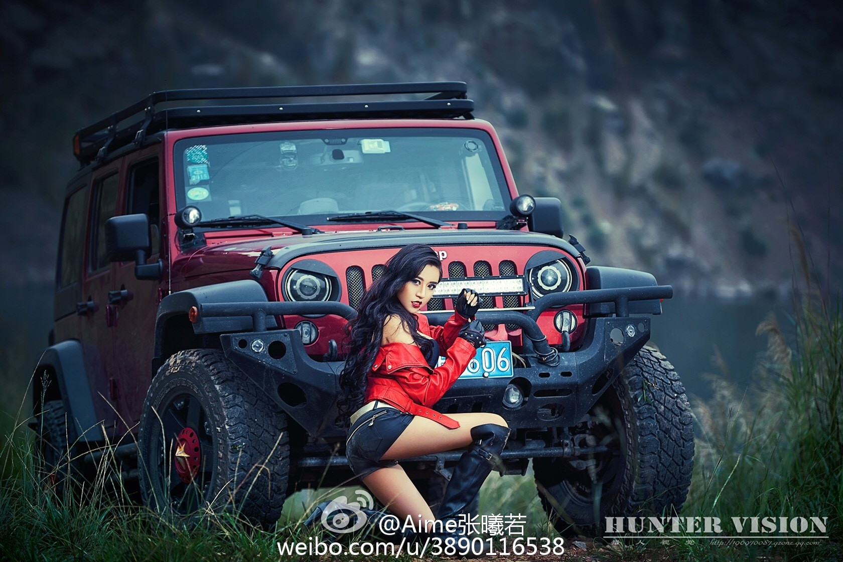 jeep wrangler sexy chinese star communist weird jk models different comments nightmare